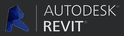 Autodesk Revit Logo White Color